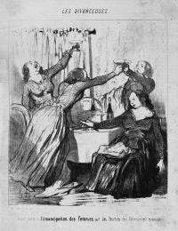 Honoré Daumier [Marseille, 1808 - Valmondois, 1879]